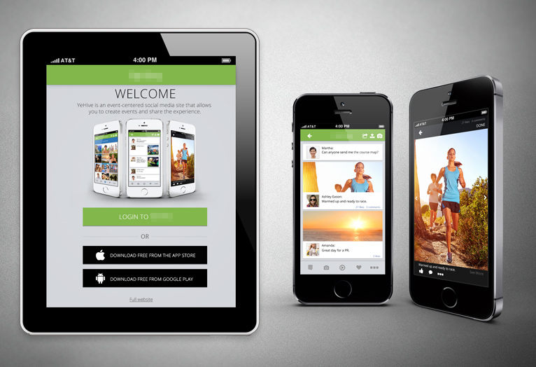 Mobile Website Design and Application Dersign, UI, UE, Strategy